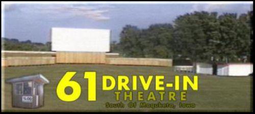 Drive in theater maquoketa