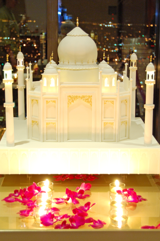 hindu wedding cake facts taj mahal wedding cake for more information 15238