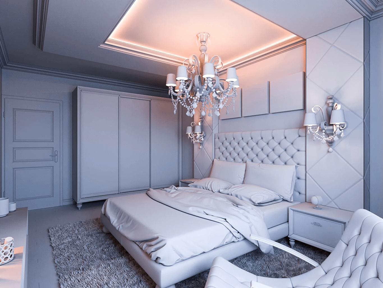 Schlafzimmer lampe kronleuchter Schlafzimmer design