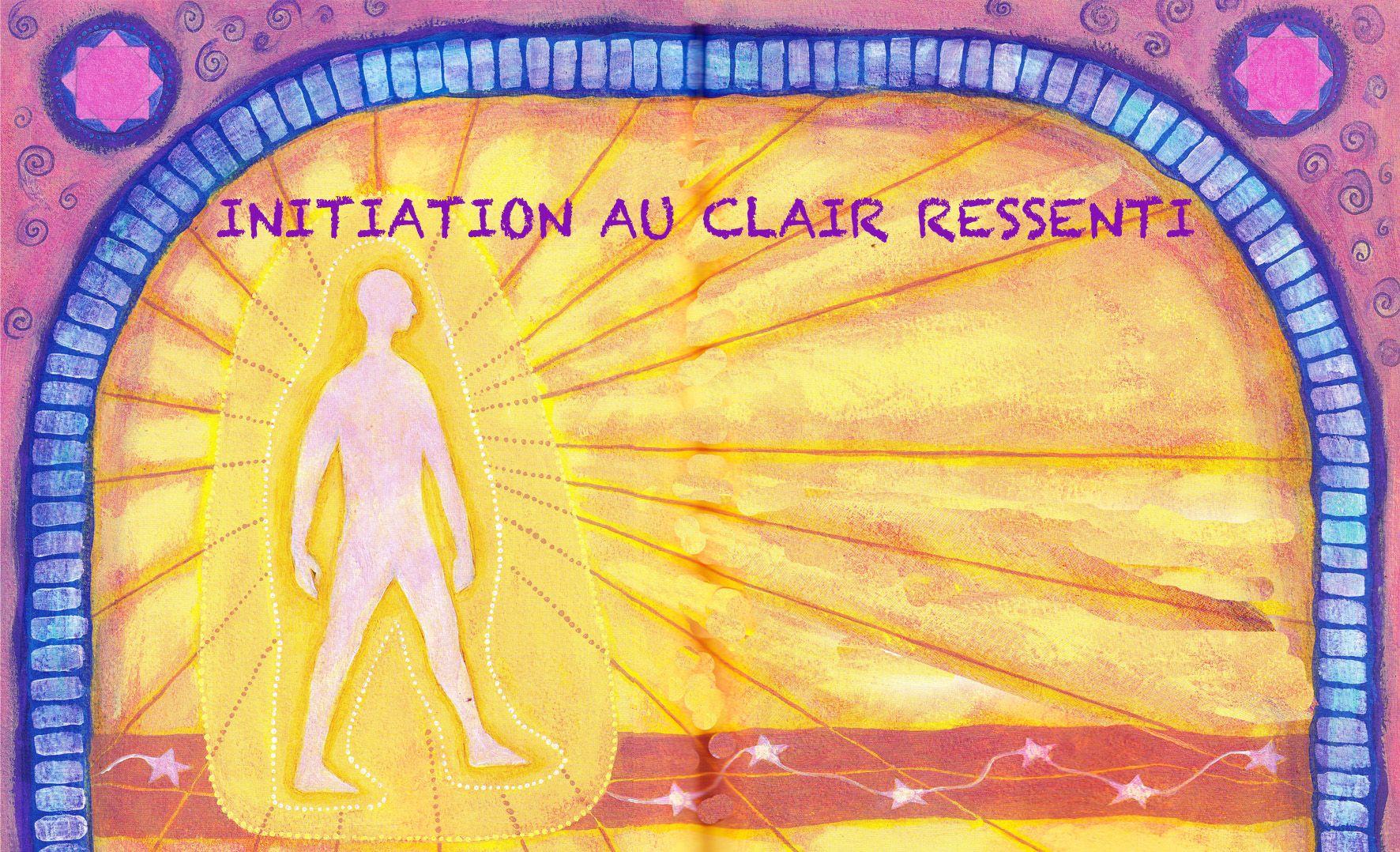 Initiation Au Clair Ressenti Methode Yann Lipnick Yann Lipnick Esprit De La Nature Geobiologie