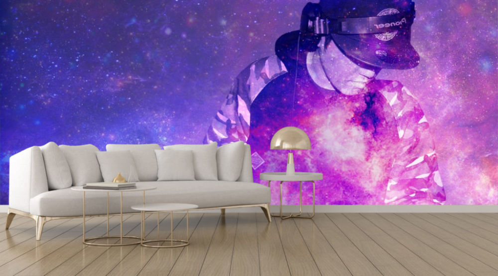 Man Cave Wall Murals Revisited In 2020 Man Cave Wall Wall
