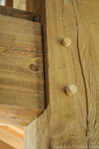 Traditional Joinery, Mortise and Tenon   Man Cave Ideas for Kurt ...