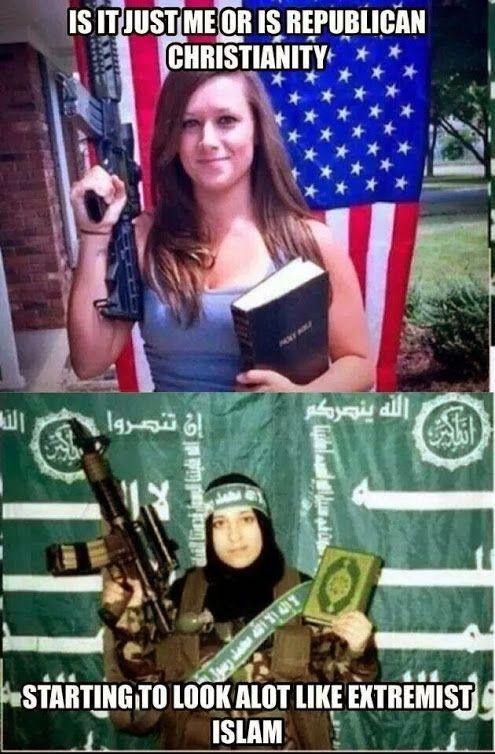 Extremism in Religion
