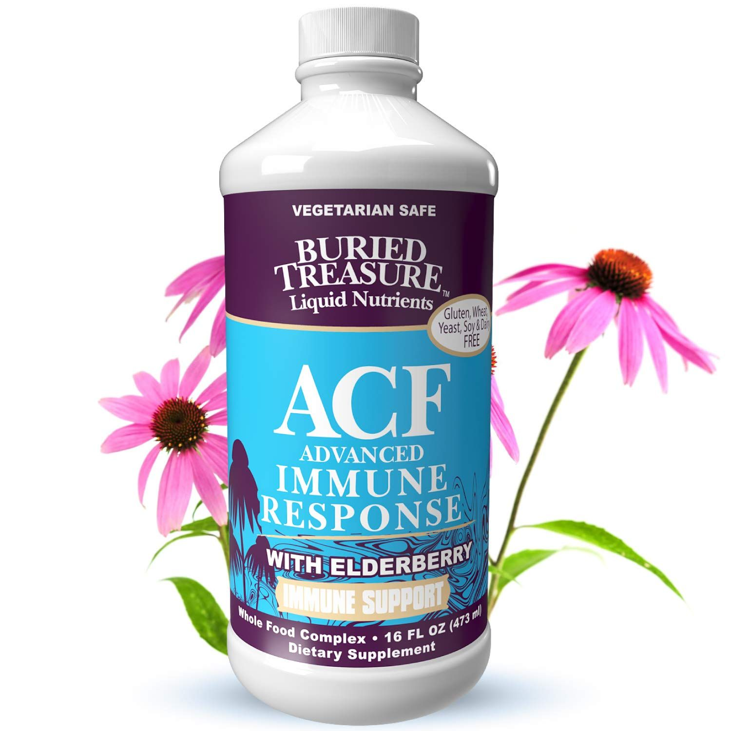 Buried Treasure ACF Fast Relief Rapid Immune Recovery with
