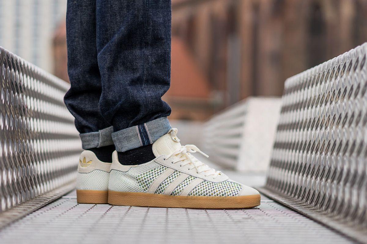 scarpe adidas gazzelle primeknit