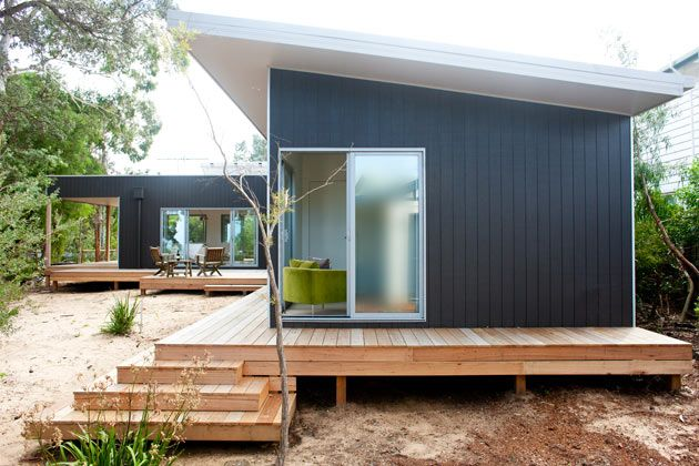 Prefabricated modular homes for sustainable living for Prefab homes melbourne