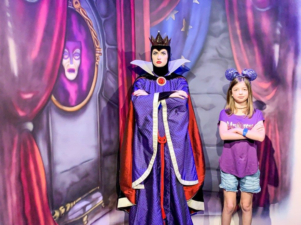 Storybook Dining at Artist Point With Snow White Our
