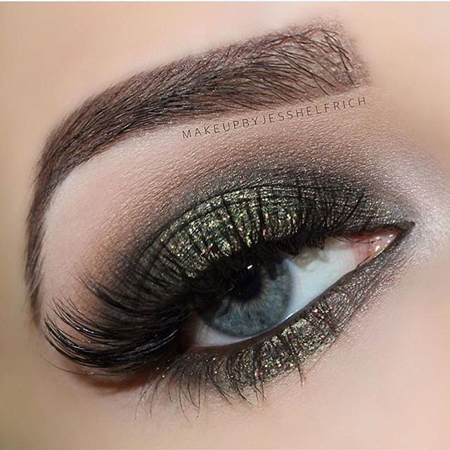 Green Smokey Eye Makeup 1 Top Ideas To Try Recipes Hairstyles