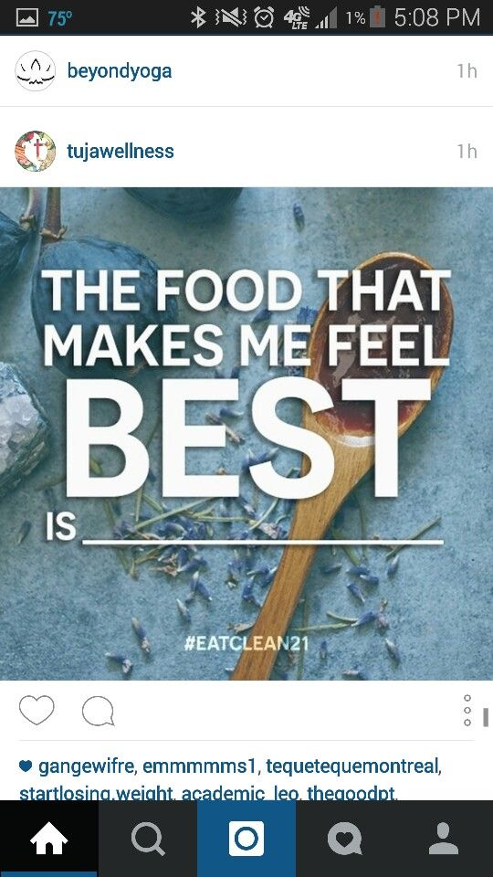 Pin by Ashley Jackson on 2016 Marketing | Feel better, Clean eating, Food