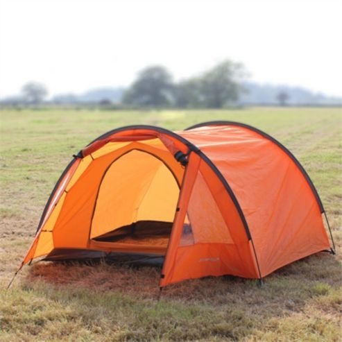Buy North Gear C&ing Exodus Waterproof 4 Man Tunnel Tent Orange from our Family Tents range at Tesco direct.  sc 1 st  Pinterest & North Gear Camping Exodus Waterproof 4 Man Tent Orange | Hiking ...