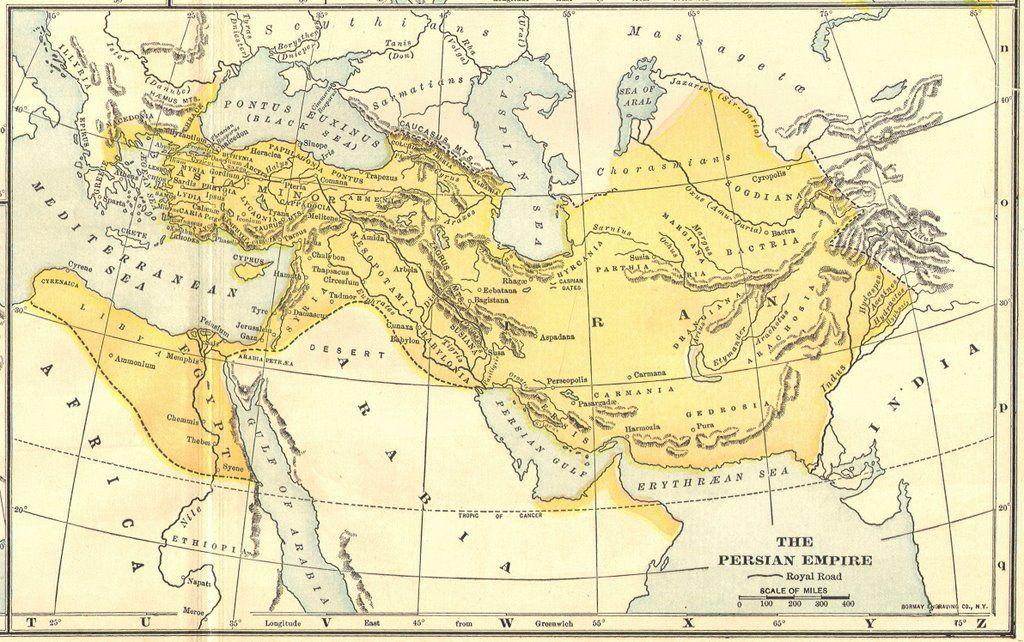 Persia GOLFO PERSICO IRAN