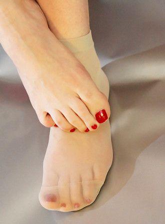 Sexy Füße leben