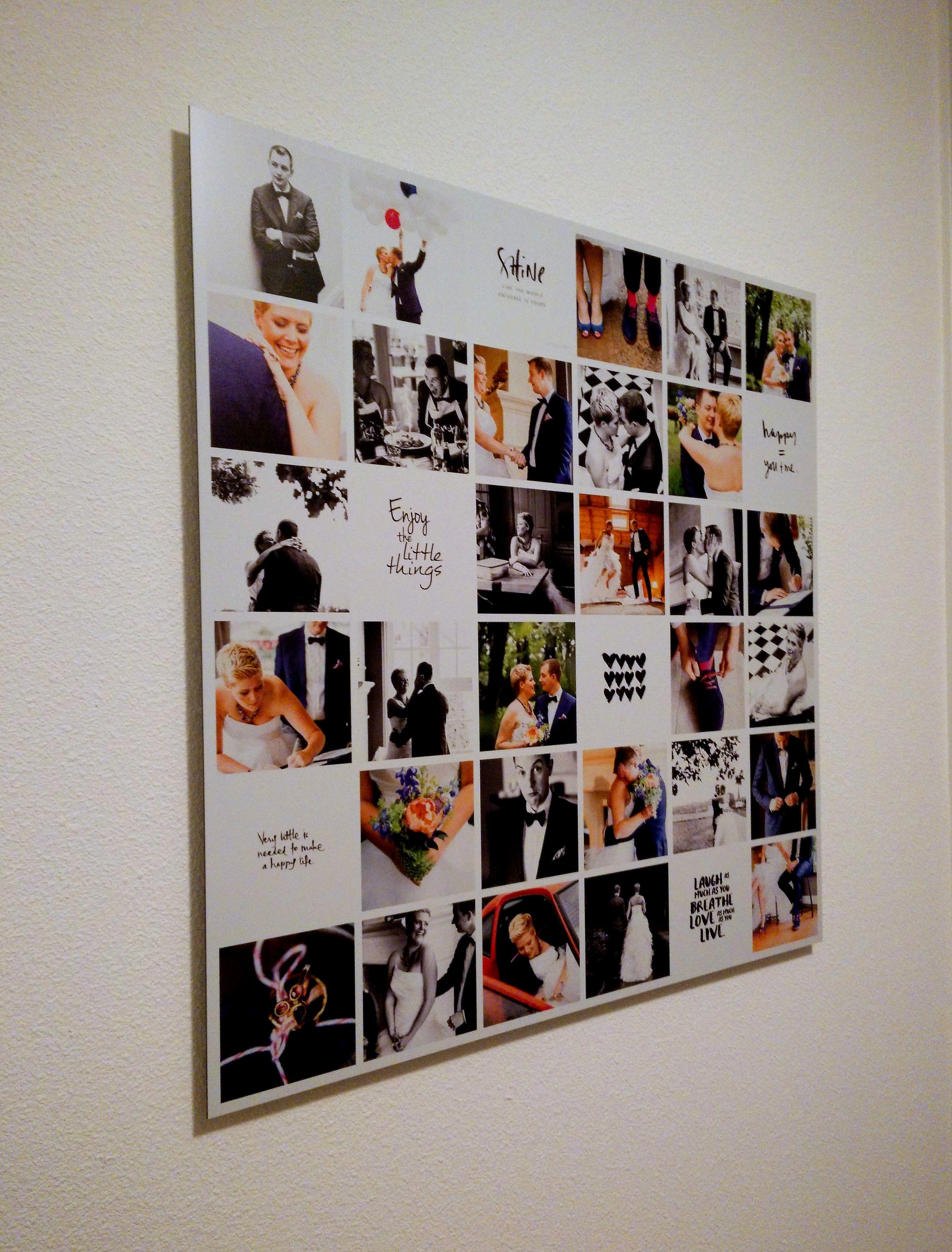 ixxi collage zelf maken t collages muur en decoratie
