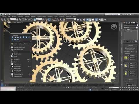 ▶ 3ds Max 2014 Enhanced UI and Mograph UI - YouTube