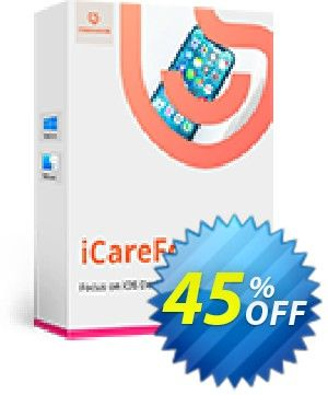 [53 OFF] Tenorshare iCareFone for Mac Unlimited Coupon