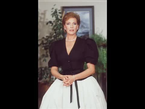 1987 Julie Andrews -Mancini and Friends Tribute