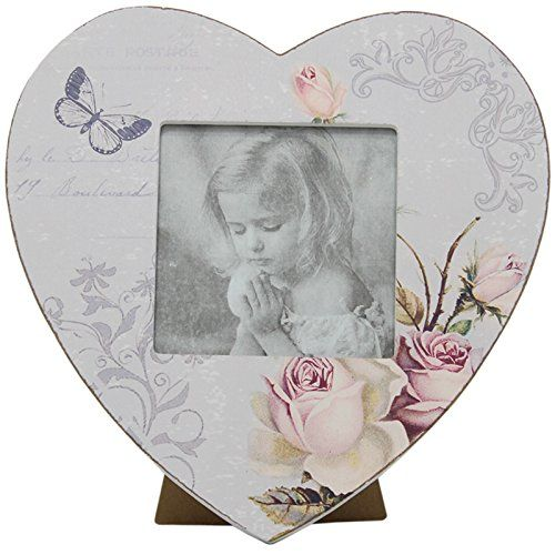 Home Decoration Vintage Style Shabby Chic Romantic Heart ...