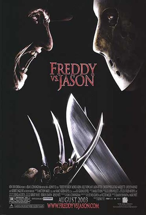 Every Friday The 13th Movie Poster Freddy Vs Jason Movie Horror Movie Posters Jason Voorhees
