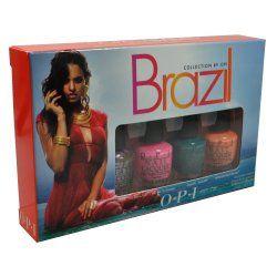 OPI Nail Polish Collection | Brazil