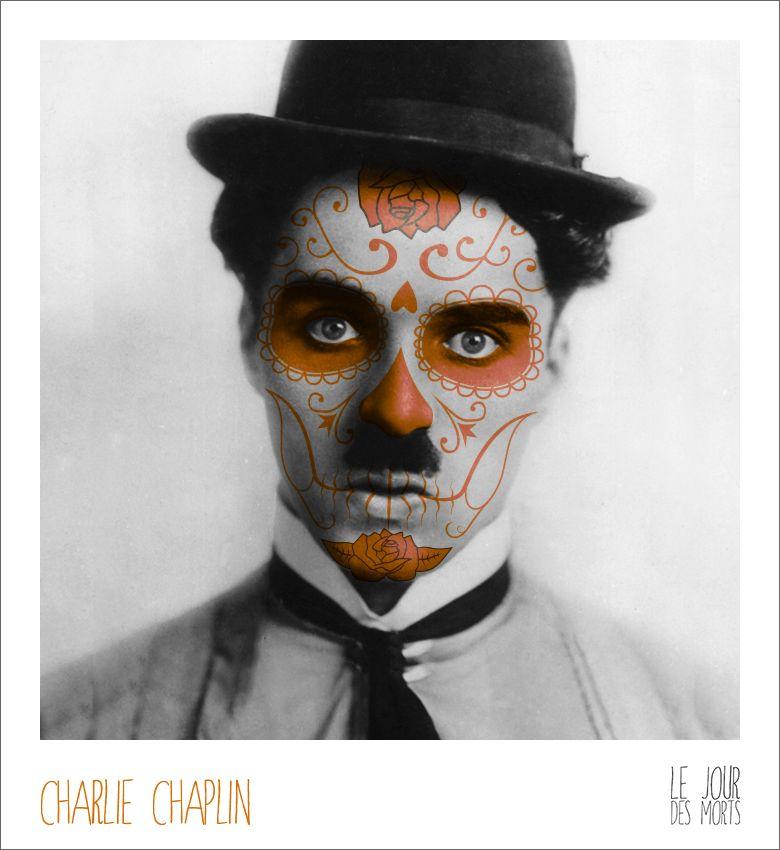 Le jour des morts - Chaplin