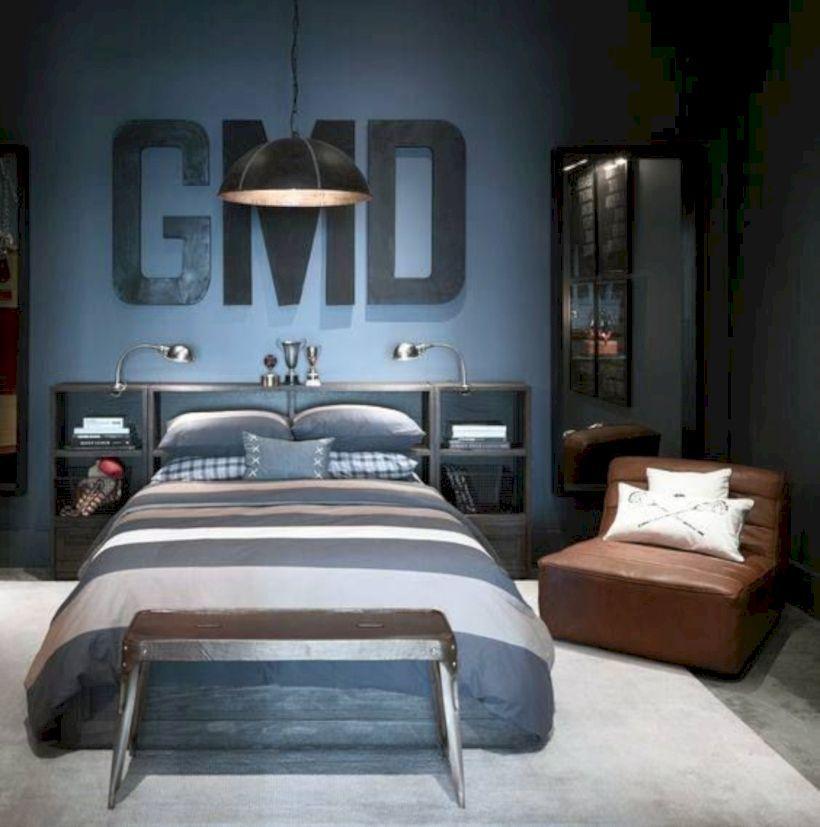 48 Cool Teenage Boy Room Decor Ideas For A Hard To Please Boy