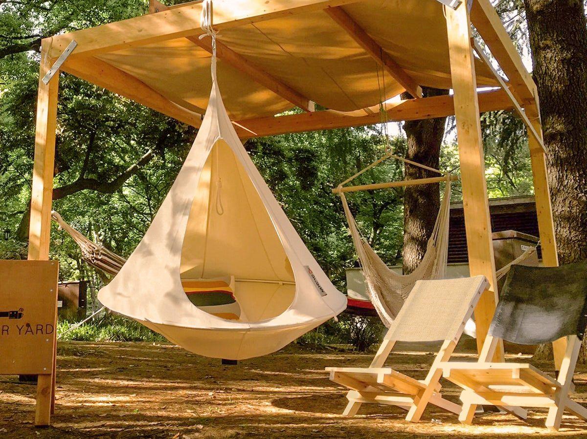 Cacoon hengende telt | Hengetelt | Telt, Farger, Tak
