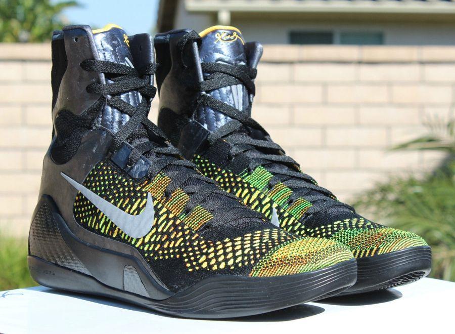 b30fbe46337e kobe 9 elite inspiration ebay Nike Kobe 9 Elite Inspiration Available Early  on eBay