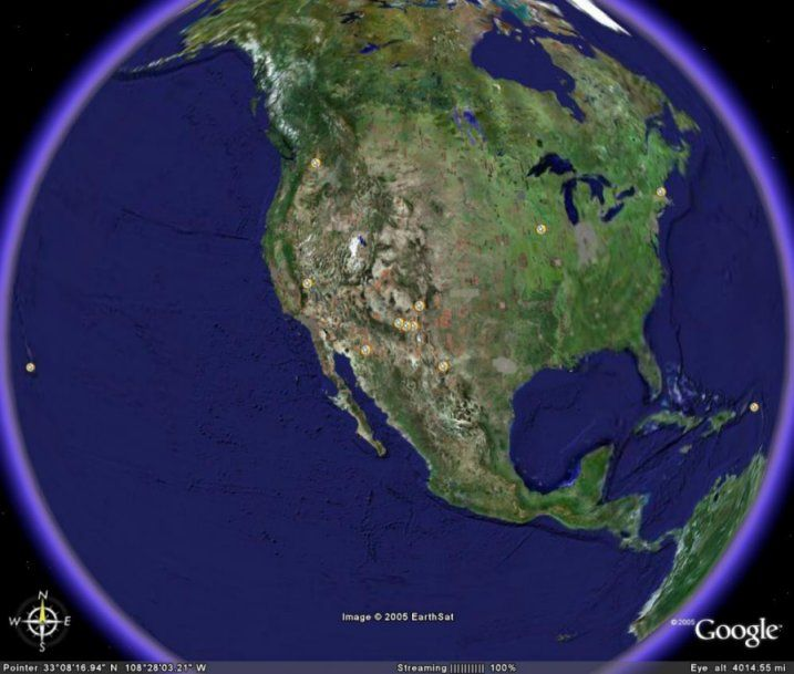 Satellite images of earth onthe map to see more satellite earth gumiabroncs