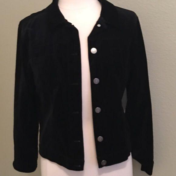 Black Velvet Blazer Black Velvet Laura Ashley Blazer size 8 Worn Once. Excellent Condition Laura Ashley Jackets & Coats Blazers