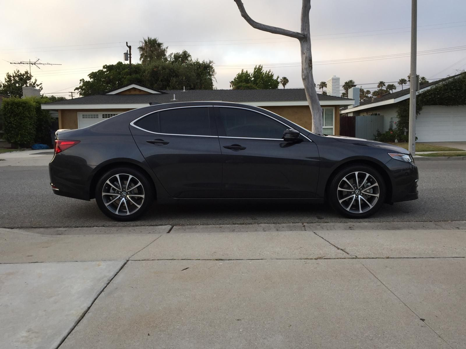 Image result for acura tlx tinted windows Windows