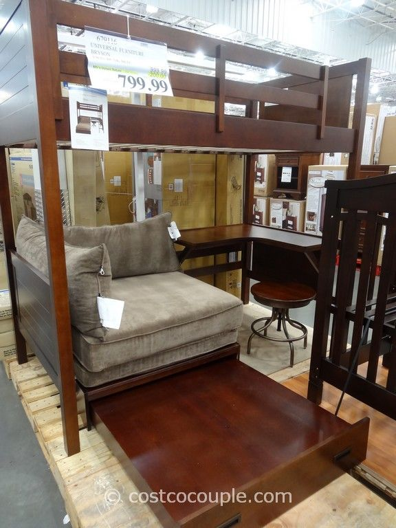 Universal Furniture Bryson Twin Bunk Bed Costco Beds