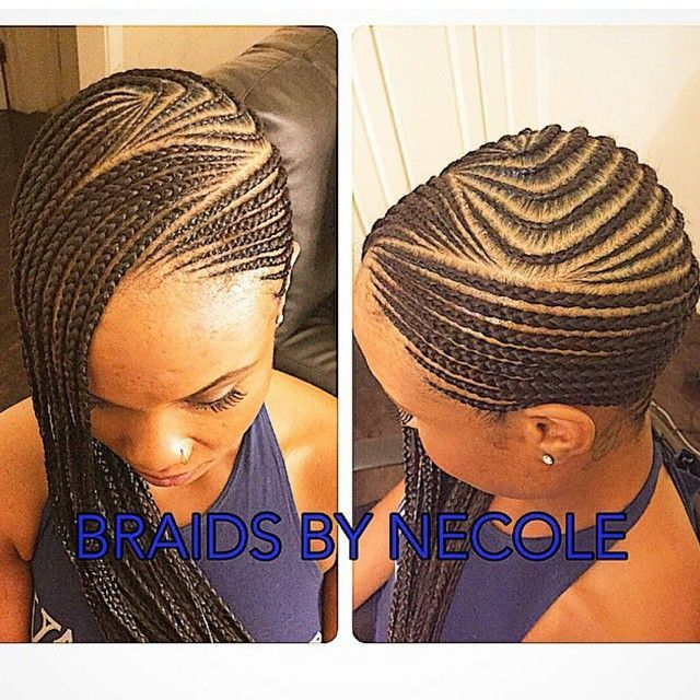 Black Braided Hairstyles 75 Super Hot Black Braided Hairstyles To Wear  Pinterest  Black