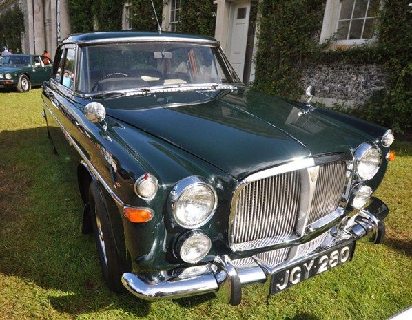 1971 Rover P5b As Driven By Hm The Queen Car Rover British