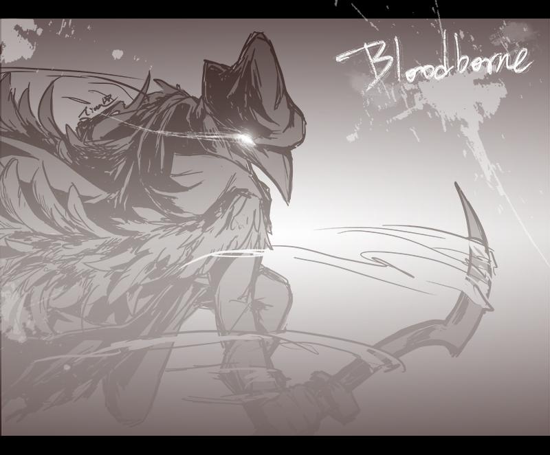 Bloodborne by chiutina.deviantart.com on @DeviantArt