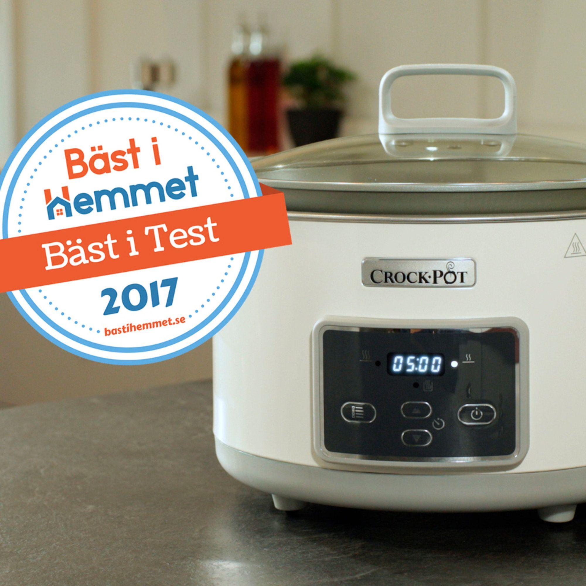 slow cooker bäst i test 2017