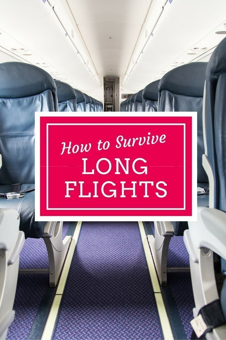 The complete list of longhaul flight tips what to pack