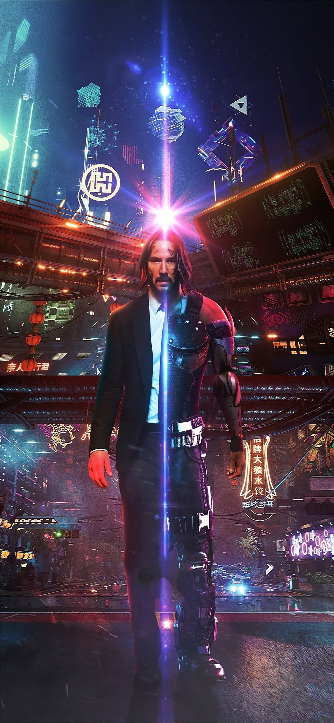 Free Download The John Wick As Cyberpunk Wallpaper Beaty Your Iphone John Wick 4k Cyberpunk 2077 Movi In 2020 Keanu Reeves John Wick Cyberpunk 2077 Keanu Reeves