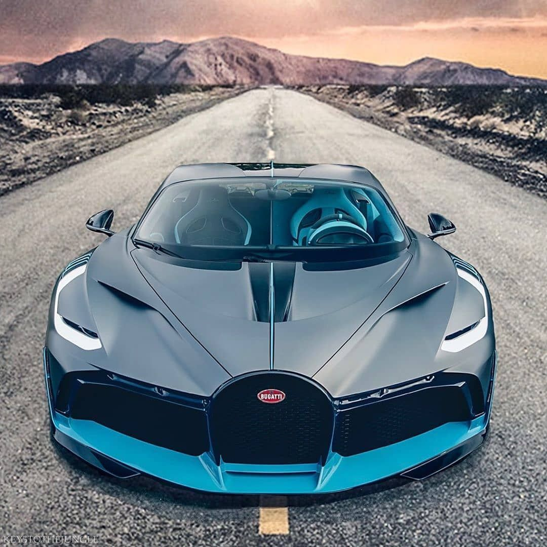"""B U G A T T I on Instagram: """"Bugatti divo and the long, road, what could be better😍) Photo by ..."""