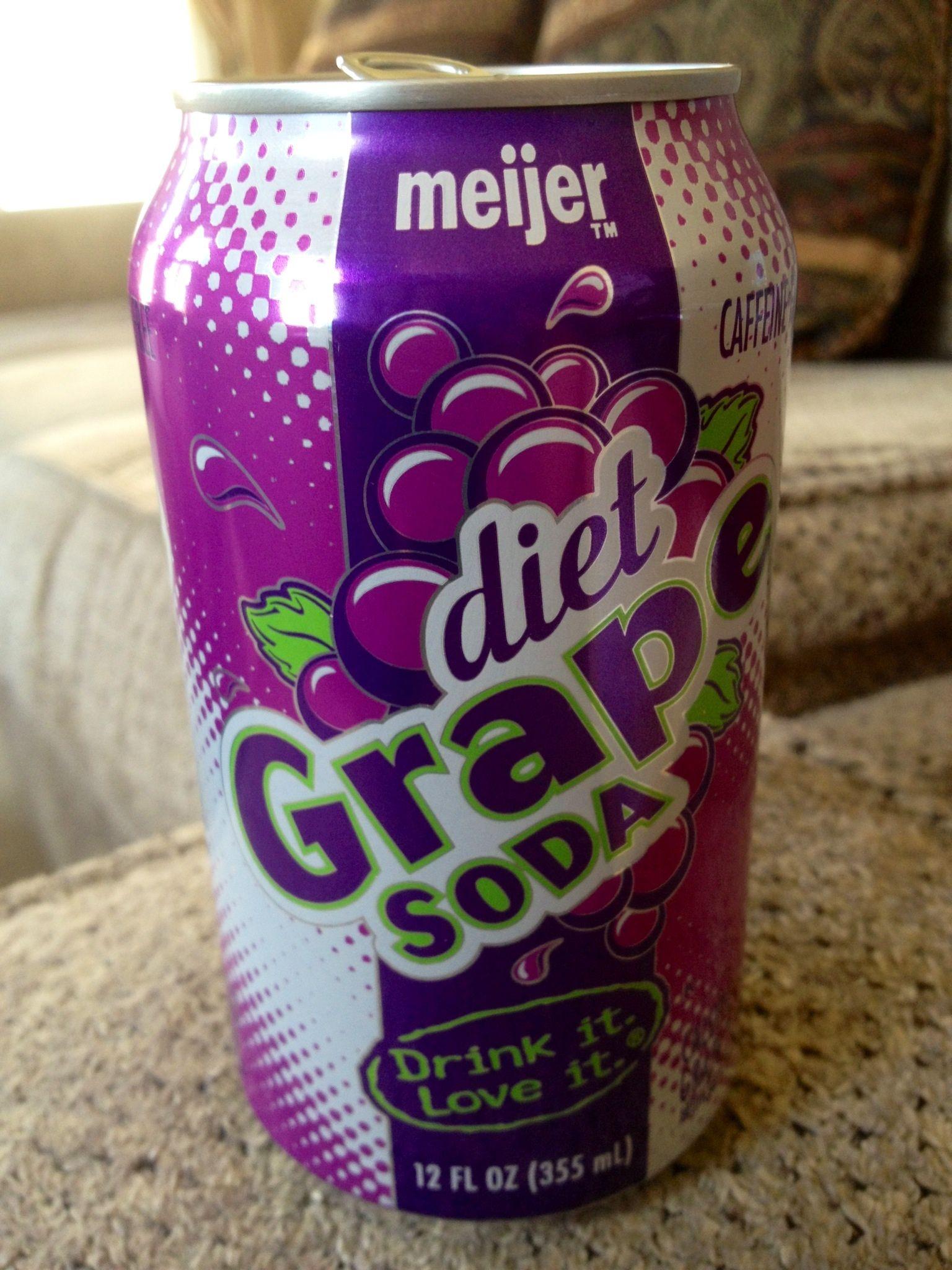 does anyone make a diet grape soda