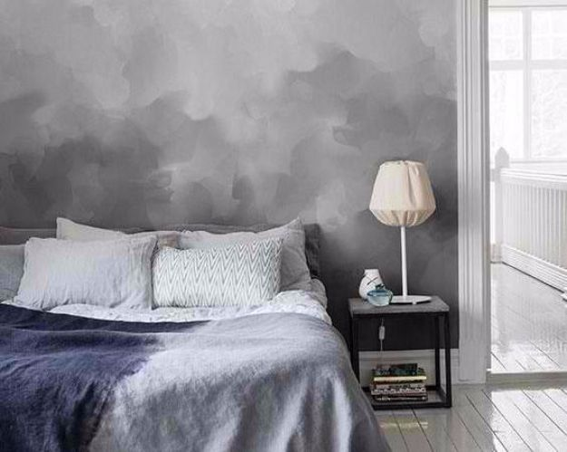 Diy Ideas For Painting Walls Paint An Ombre Wall Cool Ways To