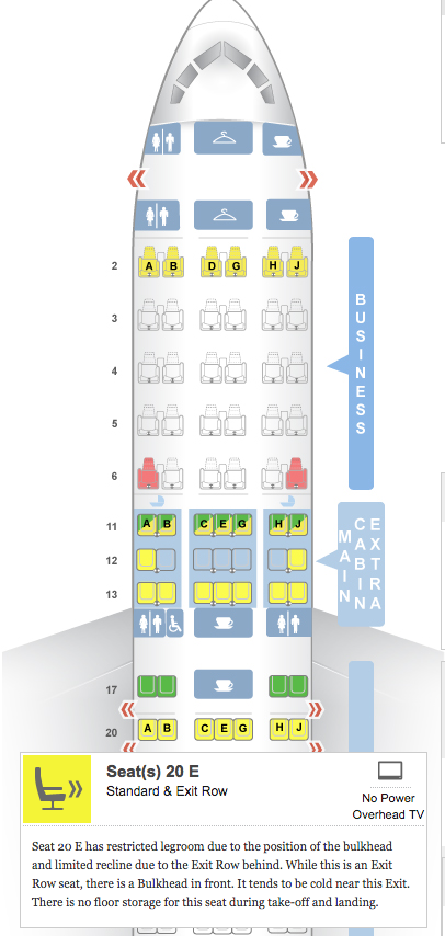 Use Seat Guru to plan your seating arrangement. | 22 Travel Hacks You Need To Know This Holiday Season