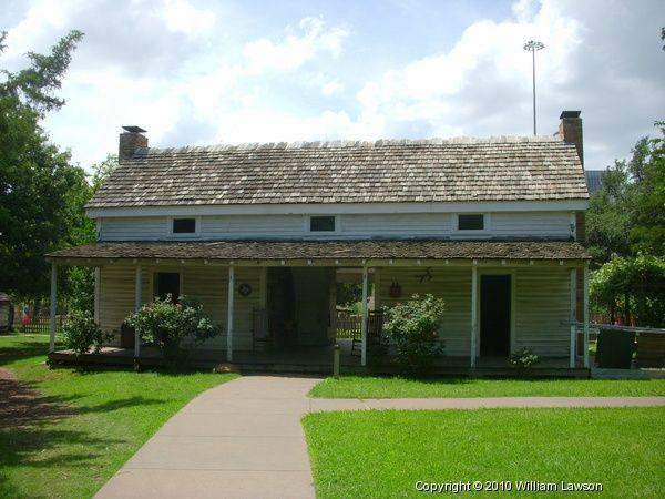 General Richard M. Gano House In Dallas, TX. History: J. T. Morehead Built