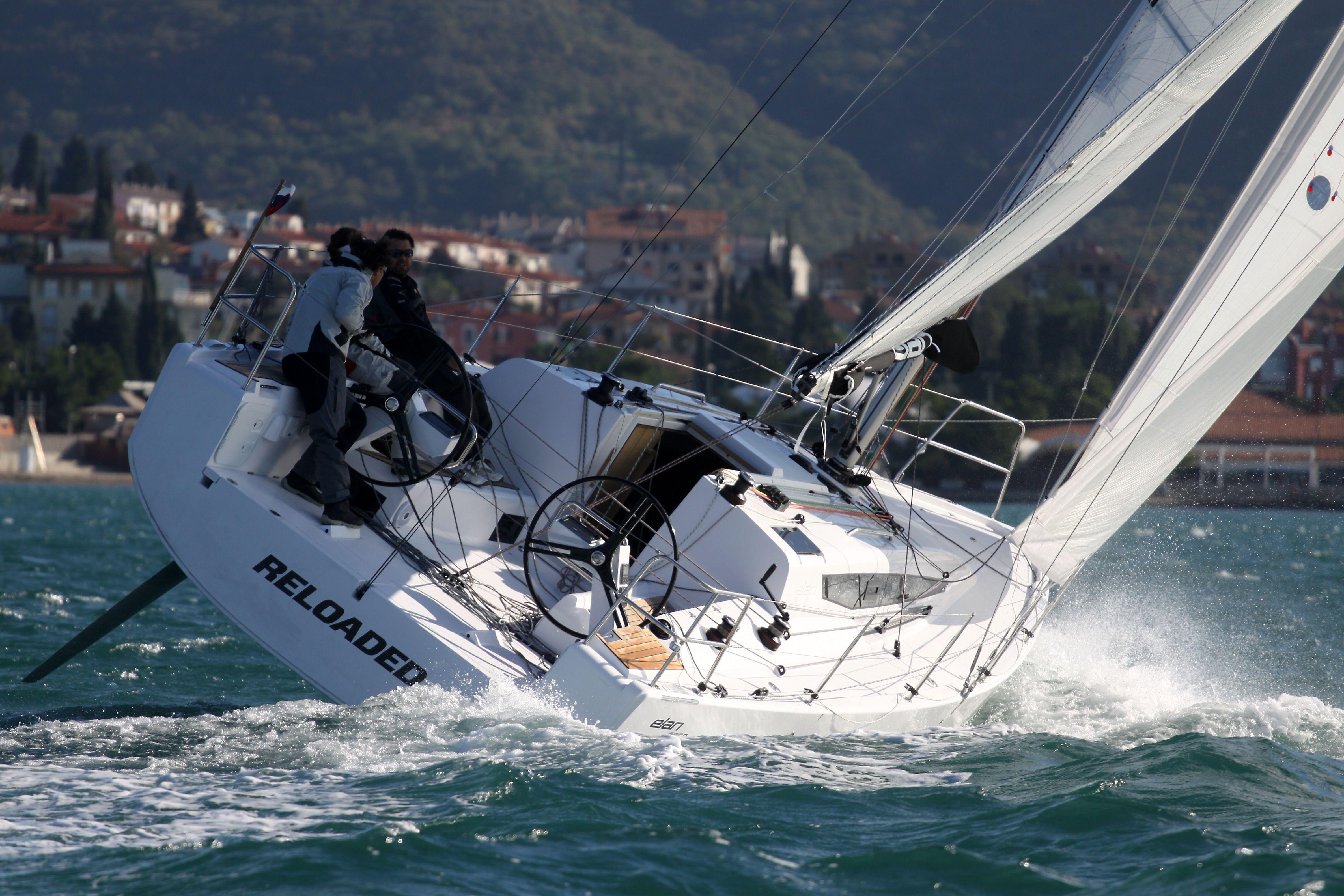 Elan 360 sailing - Google Search