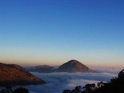 Morning at Nandi Hills