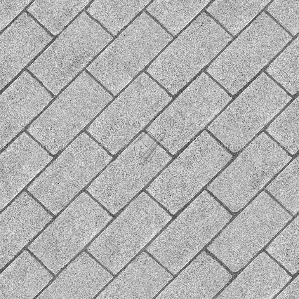 Paving Outdoor Concrete Regular Block Texture Seamless