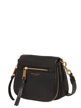 """marc jacobs - женщины - сумки на ремне - сумка """"nomad"""" из седельной кожи"""
