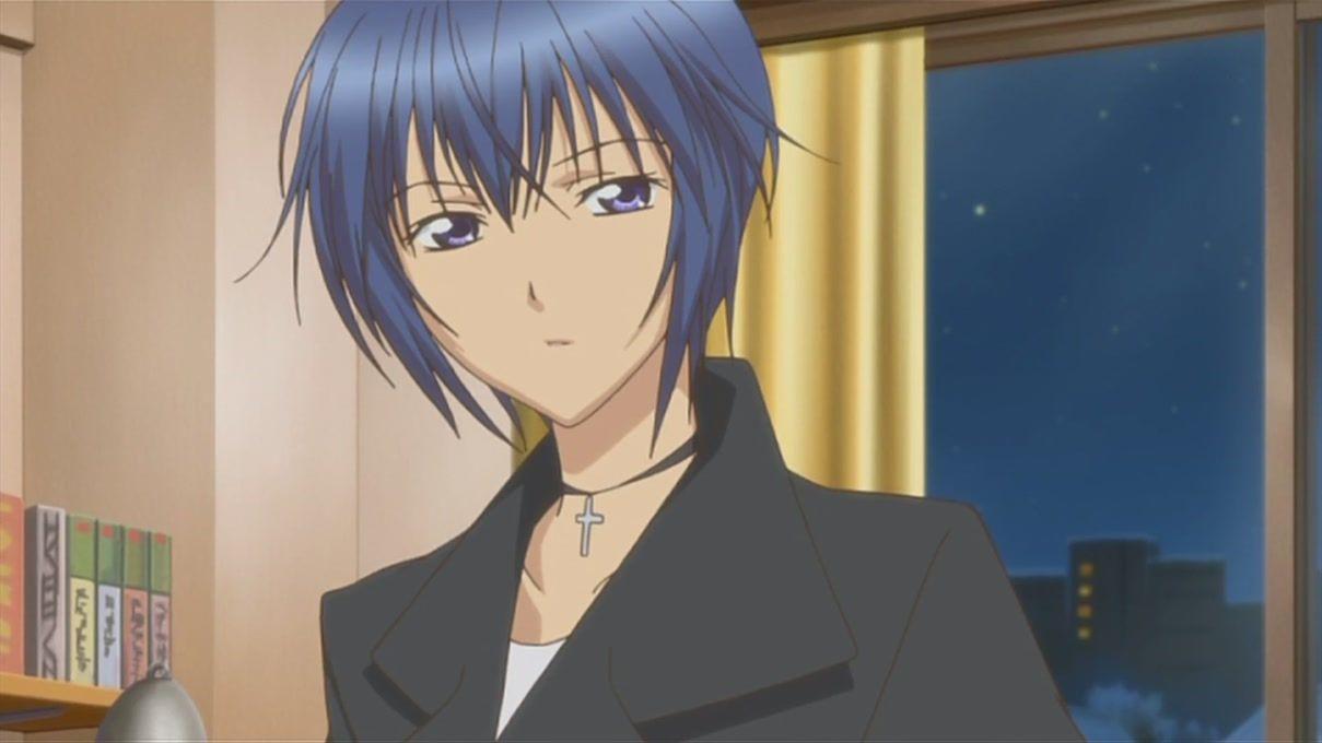 Ikuto (AKA the sexy cat boy)