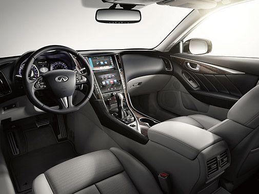 Infiniti Q50 Sport 2020 Interior