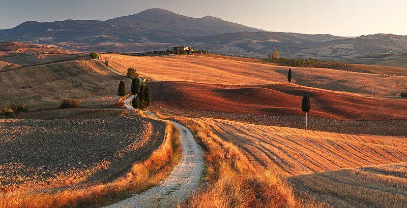 Terrapille, Italy (Tus...