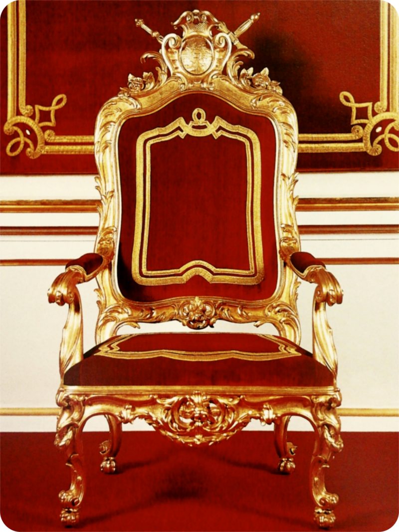 Who Is On The Throne Throne Chair Chair Photography Royal Chair